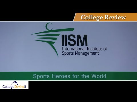 International Institute of Sports Management, College Reviews (IISM Mumbai) - www.collegedekho.com
