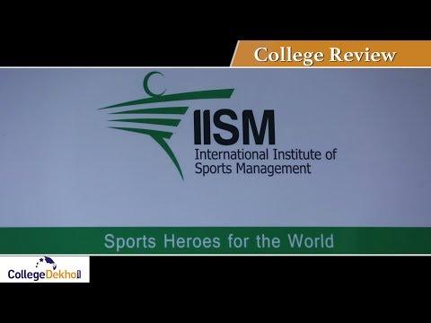 International Institute of Sports Management (IISM Mumbai) 2018