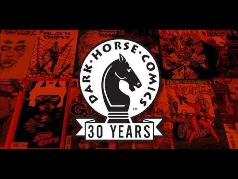 Dr.Chris Interviews an Editor of  Dark Horse Comics