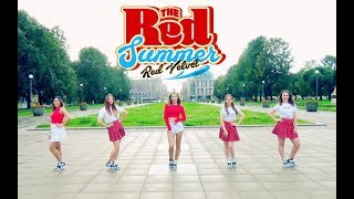 Video [KPOP IN PUBLIC CHALLENGE] Red Velvet (레드벨벳) - Red Flavor (빨간 맛)  cover by X.EAST download MP3, 3GP, MP4, WEBM, AVI, FLV Mei 2018