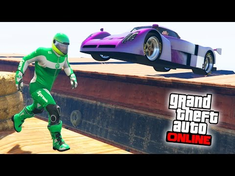 CORRE O TE ATROPELLO! CON NUEVOS COCHES!! - GTA V ONLINE