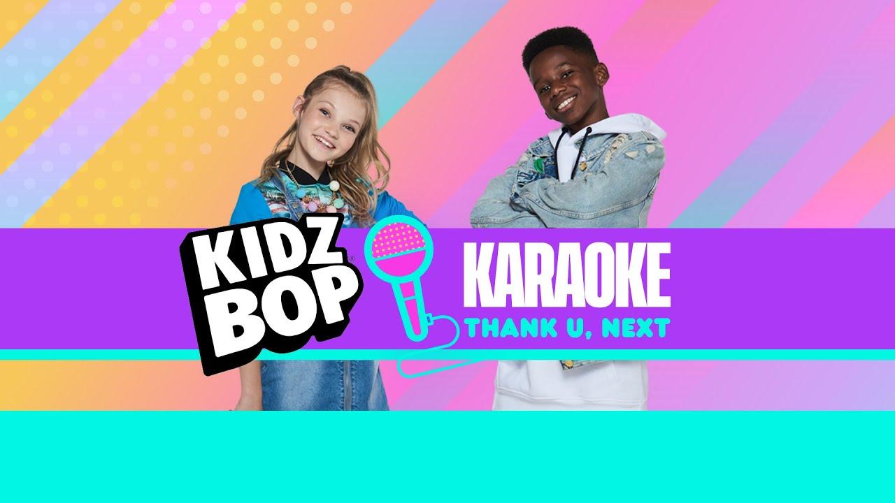 KIDZ BOP Kids - Thank U, Next (Karaoke)