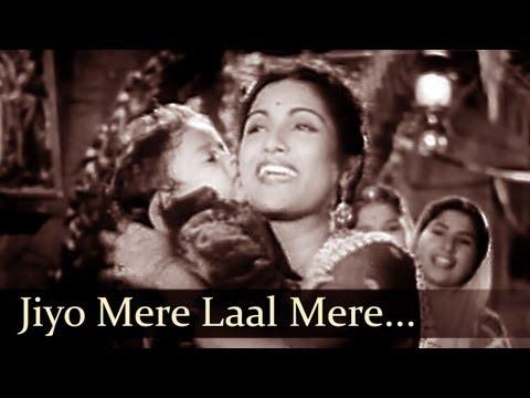 Jiyo Lal Mere Tum - Ab Dilli Door Nahin Song - Kamaljeet - Ameeta - Lata Mangeshkar