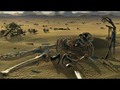 The Real Life Landscapes of Fallout 1, Fallout 2, and Fallout: New Vegas
