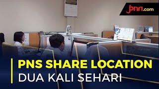 PNS Dilarang Mudik, Dipantau Lewat Share Location - JPNN.com