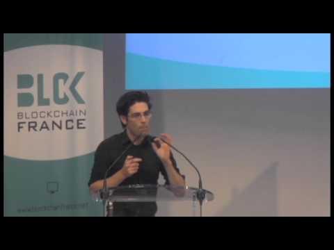 Les applications prometteuses des smart contracts | Nicolas Loubet | Conférence Big Bang Blockchain
