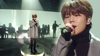 《Debut Stage》 Jung Seung Hwan (정승환) - The Fool (이 바보야) @인기가요 Inkigayo 20161204