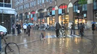 groningen city centre netherlands long version