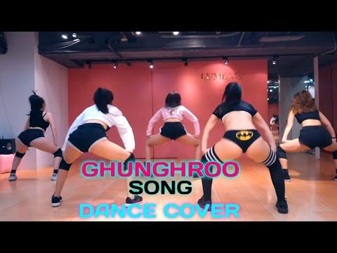 ghungroo-song-twerk-dance-cover---war- -hrithik-roshan,-vaani-kapoor- -1st-choreography