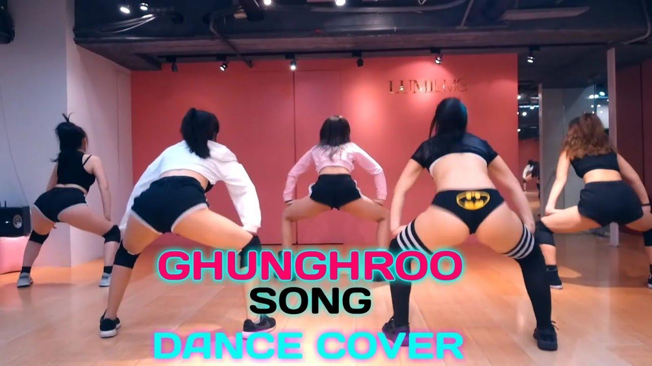 Ghungroo Song Twerk Dance Cover - War | Hrithik Roshan, Vaani Kapoor | 1st Choreography