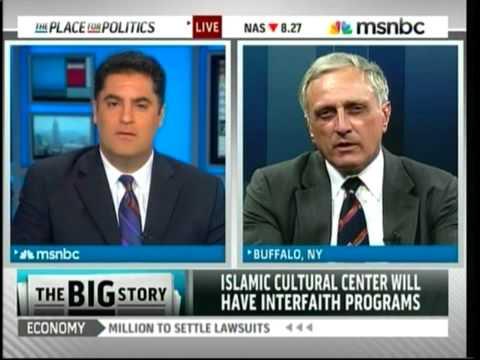 MSNBC: Cenk Debates Mosque Near Ground Zero