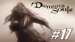 Demon's Souls - Detonado #17. Tower Knight Archstone, Part/02. Penetrator Boss Fight.