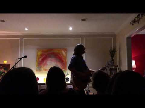 Walter Salas Humara - House Concert 2018 Clips #3!