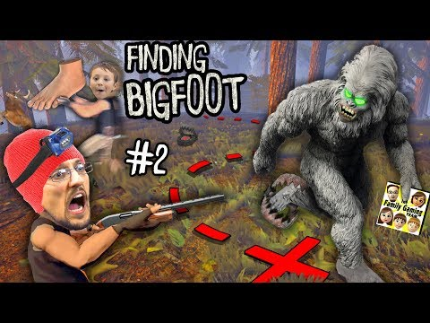BIG FOOT RETURNS!