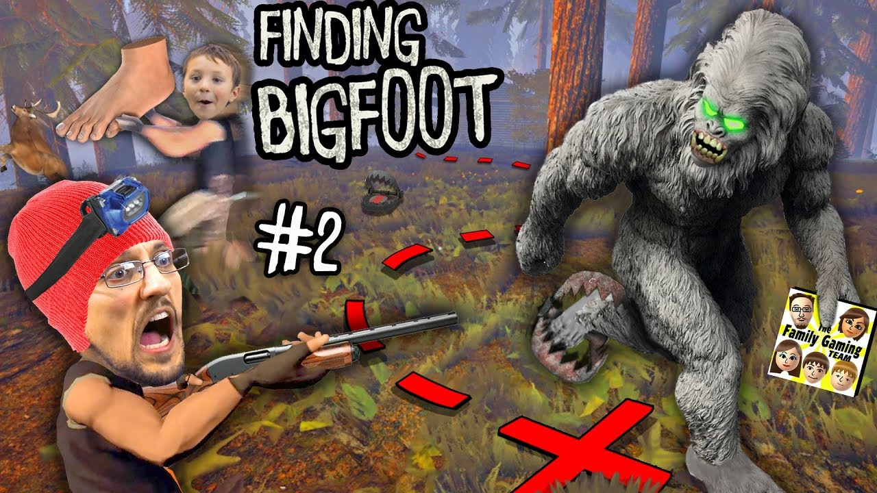how to download finding bigfoot window10