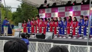 AKB48team8UHB秋の収穫祭inさとらんどミライ!ドライブ!パークスペシャ...