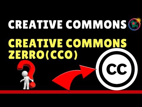 What is Creative Commons & Creative Commons License CC0