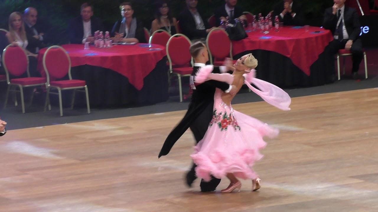 Amateur Ballroom Final Tango
