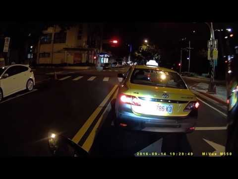 Taxi in Taiwan be like  台灣的計程車不Yee外
