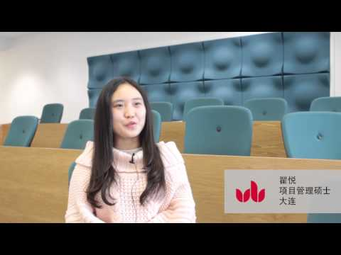 Chinese students at the University of Bedfordshire share their experiences.  贝德福特大学中国留学生分享他们的体验