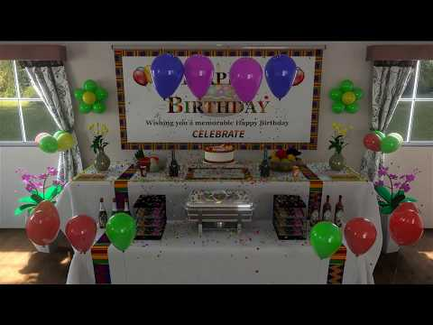 Animated Birthday Wishes Nice Song