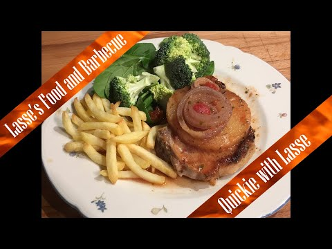 Pinapple Pork Chops In The Slowcooker - Easy Recipe