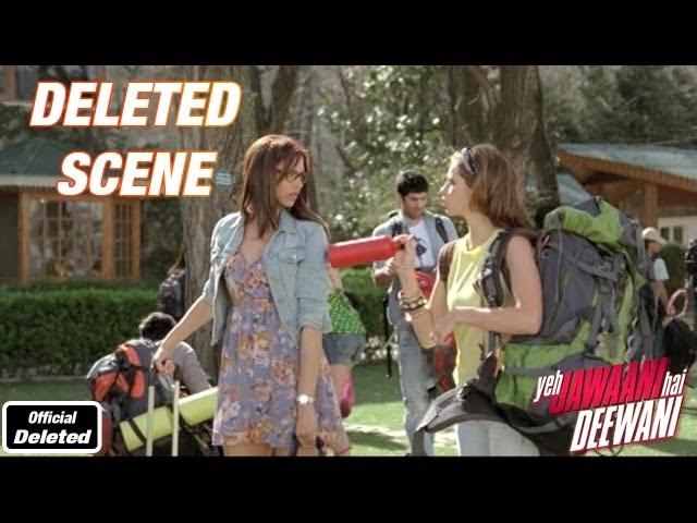 Manali : Group Checks Into Hotel - Yeh Jawaani Hai Deewani - Deleted Scenes Travel Video