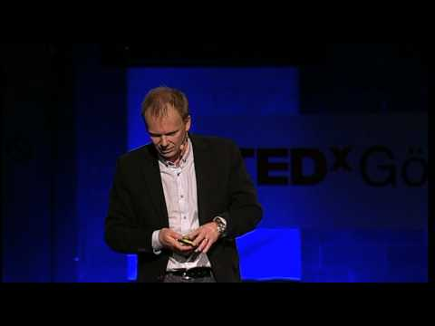 TEDxGöteborg - Anders Ynnerman - Inside Information: Visualizing the Interior of the Human Body