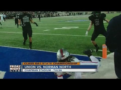 Tulsa Union defeats Norman North, 57-43 to win Class 6A-I State Championship