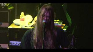 "GRAVE ""Passion of the Weak"" Live"