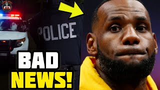 BREAKING: The LAPD Wants LeBron James Under Immediate Investigation For?