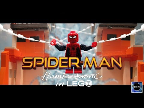 Download Youtube: LEGO Spider-Man: Homecoming in 2 Minutes
