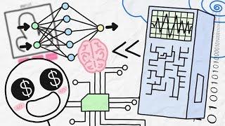 Эти нейронные сети - [Бумага]