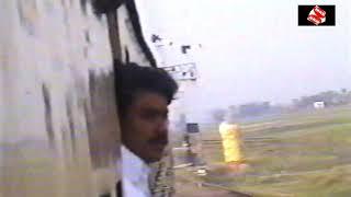 Narnag Mandi To Badomalhi, Punjab, Pakistan With Train - Taanga  نارنگ منڈی سے بدوملہی ریل گاڑی سفر