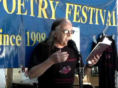 Jack Foley Reading at the Berkeley Poetry Festival: A Tribute to Leslie Scalapino