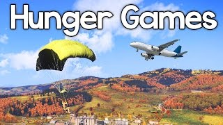 HUNGER GAMES! - Arma 3 Battle Royale Multiplayer Survival