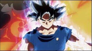 Dragon Ball Super Episode 110 - Goku's New Form - Ultra Instinct