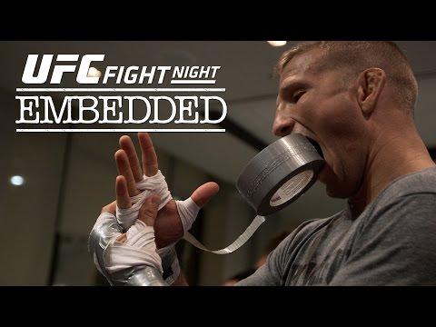 UFC Fight Night Chicago Embedded: Vlog Series - Episode 3