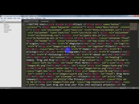 How To Minify Your Html,Css And Js Files