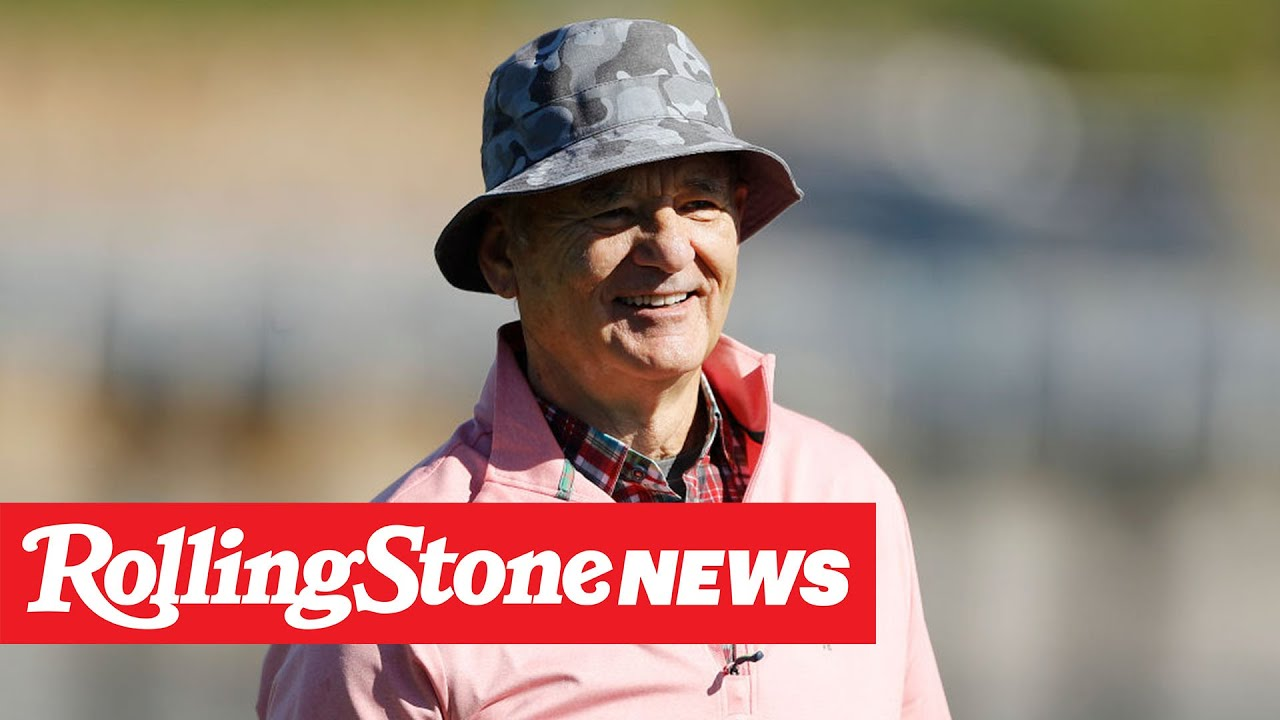 Bill Murray's Golf Company Sends Humorous Reply to Doobie Brothers' Legal Threat | RS News 9/28/20