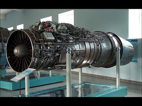 Двухконтурный турбореактивный двигатель АЛ 31