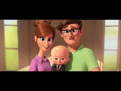 Baby Comes Home - The Boss Baby (2017) Clips