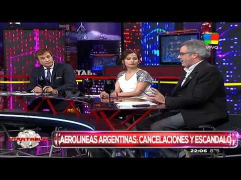 Mariano Recalde: No hubo sobreventa de pasajes