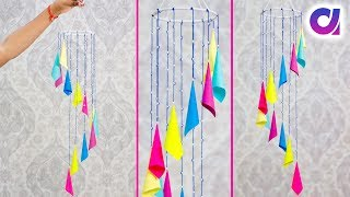 AWESOME PAPER Ceiling Hanging CRAFT IDEAS | DIY ROOM DECOR | Artkala