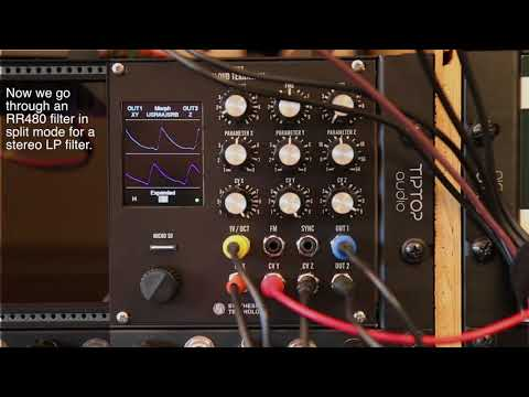 Variable star wave tables for the SynthTech E352