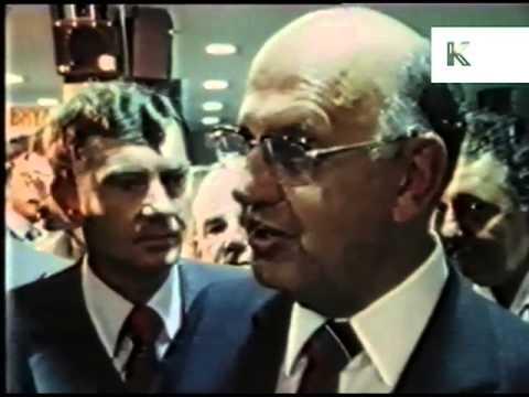 1980s South African Prime Minister P.W. Botha On Nelson Mandela