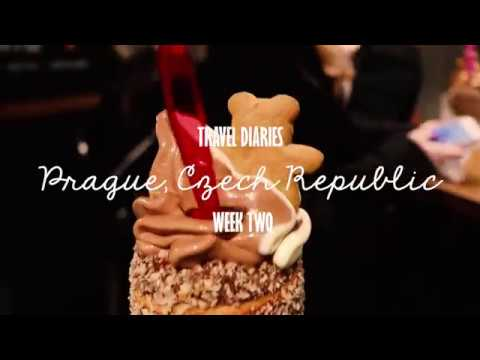 STUDY ABROAD WEEK TWO // PRAGUE, CZECH REPUBLIC // TRAVEL DIARIES