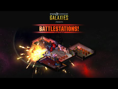 Star Command Galaxies Alpha 3: Battlestations!
