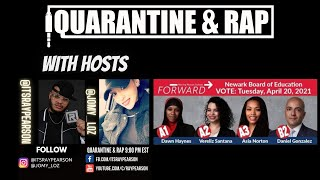 Quarantine & Rap S2:EP7 - LIVE SPECIAL