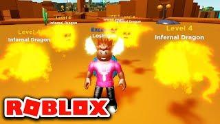 🐲 Drager Infernal! ☀ - Roblox: Simulateur de forage EP02
